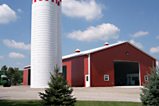 barn commercial residential buildings